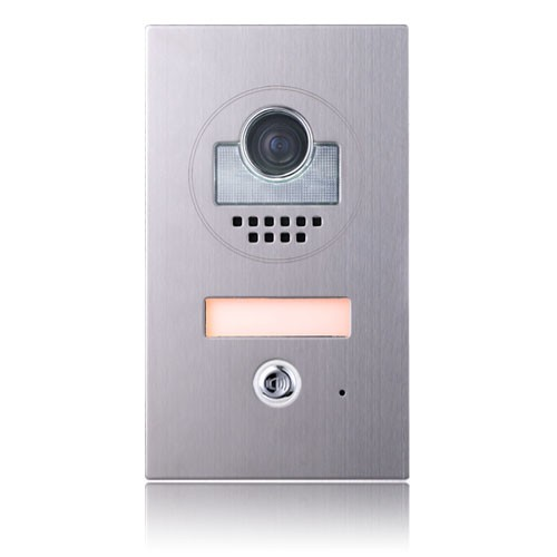 VIDEO INTERCOM 2-WIRE DOOR STATION - PRO597