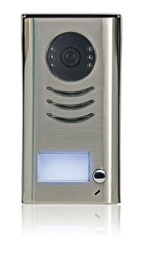 VIDEO INTERCOM 2-WIRE DOOR STATION - PRO591