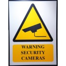 SECURITY WARNING SIGNAGE 43-29