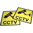 SECURITY CCTV  SIGNAGE12-12